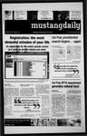 Mustang Daily, November 29, 2010