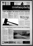 Mustang Daily, January 12, 2011