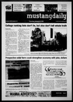 Mustang Daily, January 13, 2011