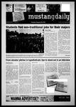 Mustang Daily, January 18, 2011