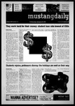 Mustang Daily, January 19, 2011