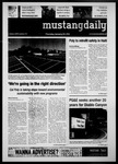 Mustang Daily, January 20, 2011