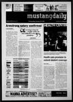 Mustang Daily, January 26, 2011