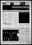 Mustang Daily, January 27, 2011