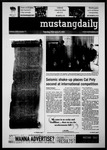 Mustang Daily, February 15, 2011