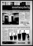 Mustang Daily, February 23, 2011