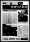 Mustang Daily, March 1, 2011
