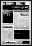 Mustang Daily, March 2, 2011