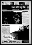 Mustang Daily, March 9, 2011