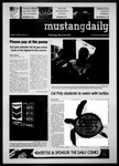 Mustang Daily, March 10, 2011