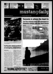 Mustang Daily, March 29, 2011