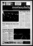 Mustang Daily, March 30, 2011
