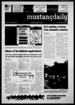 Mustang Daily, April 4, 2011