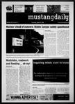 Mustang Daily, April 5, 2011