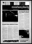 Mustang Daily, April 7, 2011