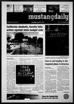 Mustang Daily, April 12, 2011