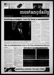 Mustang Daily, April 13, 2011