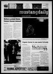 Mustang Daily, April 18, 2011