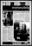 Mustang Daily, April 26, 2011