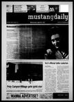 Mustang Daily, April 27, 2011
