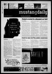 Mustang Daily, April 28, 2011