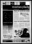 Mustang Daily, May 12, 2011