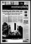 Mustang Daily, May 26, 2011