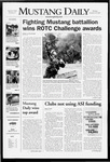 Mustang Daily, October 29, 2007