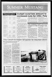 Summer Mustang, August 8, 1991
