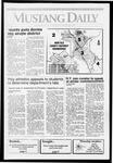 Mustang Daily, October 9, 1991