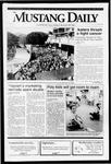 Mustang Daily, October 15, 1991