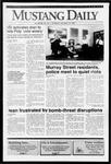 Mustang Daily, October 17, 1991