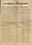 The California Polytechnic El Mustang, September 26, 1941