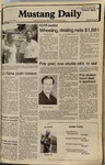 Mustang Daily, April 15, 1980