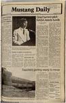 Mustang Daily, April 16, 1980
