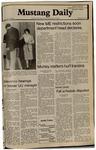 Mustang Daily, April 18, 1980
