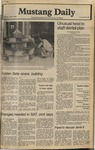 Mustang Daily, April 24, 1980