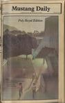 Mustang Daily: Poly Royal Edition, April 25 & 26, 1980