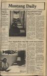 Mustang Daily, April 30, 1980