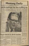 Mustang Daily, May 1, 1980