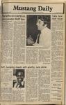 Mustang Daily, May 6, 1980