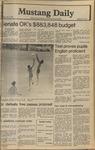 Mustang Daily, May 9, 1980