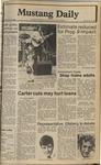 Mustang Daily, May 14, 1980