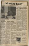 Mustang Daily, May 15, 1980