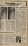 Mustang Daily, May 20, 1980