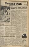Mustang Daily, May 23, 1980