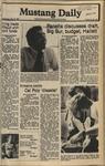 Mustang Daily, May 28,1980