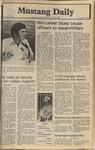 Mustang Daily, May 30, 1980