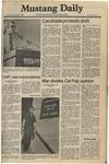 Mustang Daily, October 1, 1980