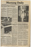Mustang Daily, October 2, 1980